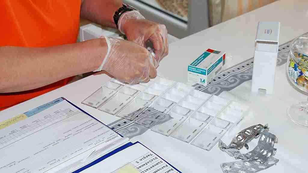 medizinische Behandlungspflege